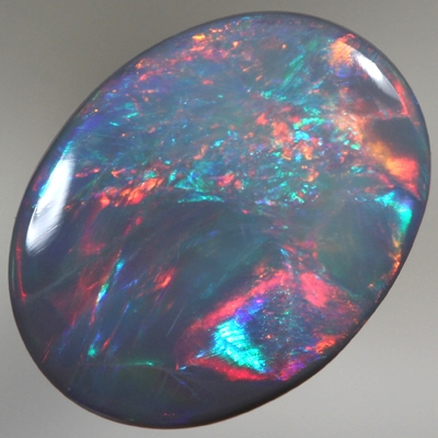 SOLID SEMI BLACK OPAL Bright and rich colour With VIDEO