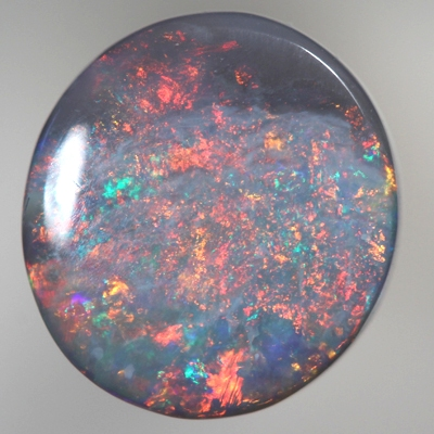 SOLID BLACK OPAL Bright fire always SEE VIDEO