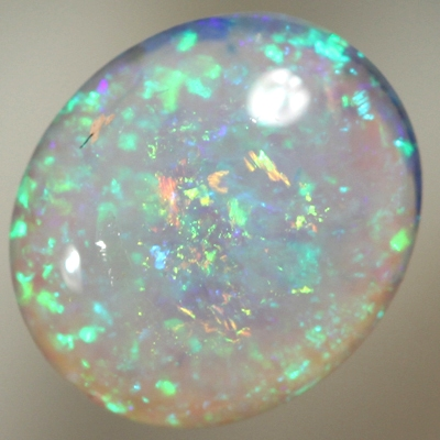 SOLID CRYSTAL OPAL Bright 3D sparkles throughout