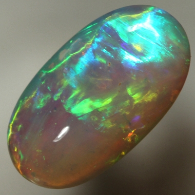 SOLID CRYSTAL OPAL Neon rolling flashes