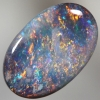 SOLID SEMI BLACK OPAL bright and rich colours With VIDEO