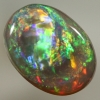 SOLID CRYSTAL OPAL Quality opal with a very 3 dimensional play of colour. Bright, clean colours. With VIDEO